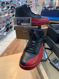 Air Jordan 12 Flu Game Size 11 Silver Spring, 20902