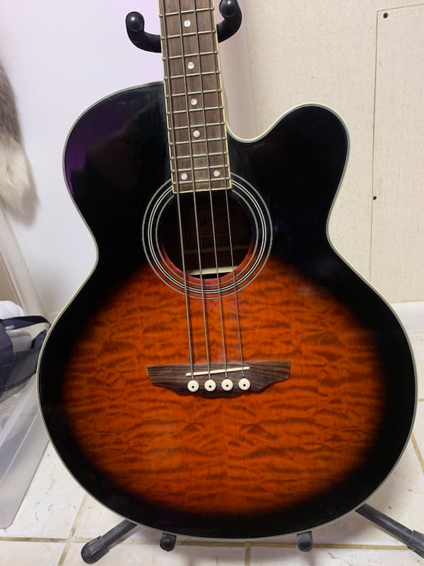 Brownsville New York Acoustic Bass 3ebe1fc0-6bad-4943-8018-c08763daa4ab