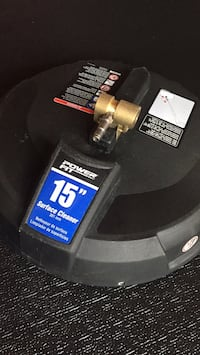 New! Power fit pressure washer 15 inch surface cleaner. Toledo, 43615