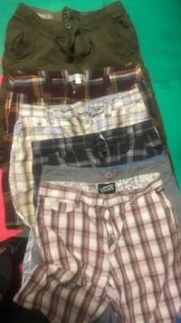 6 pairs of size 12/26 cotton shorts Toronto, M6R 1Y9