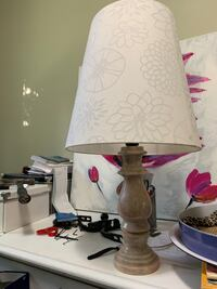 Beautiful marble lamp only $10 Mississauga