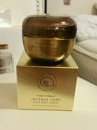 Authentic TonyMoly Intense Care Gold Snail Cream Burnaby, V5H 2T9