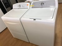 Maytag white washer and kenmore dryer bundle  Woodbridge, 22191