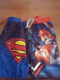 Boys bathing suits both for $10 507 km