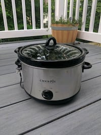 Crock pot, 4.5 quart Columbia, 21046