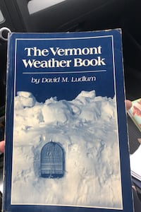 The Vermont Weather Book