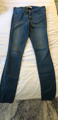 Abercrombie and Fitch 6L W28 L31 New York, 10009