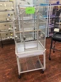 Victorian style new cage on wheels  Lakeland, 33810