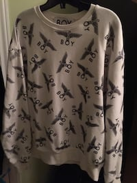 Authentic boy London sweat shirt