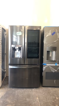 Kenmore French doors refrigerator four months warranty  Bowie, 20715