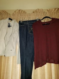 Anchorblue jeans, Hoodie by Pink, & Windsor