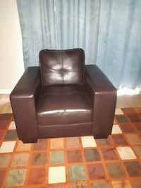 Leather  sofa,loveseat and chair