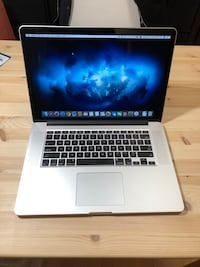 MacBook Pro (15- inch, Retina) No scratch at all Richmond, V6X