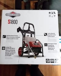 Briggs and Stratton 1800psi electric pressure washer Calumet City, 60409