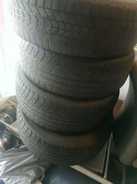 vehicle tire set Laval, H7X 2S6