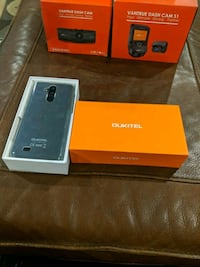 Oukitel android cellphone