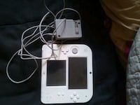 white Nintendo DS with charger El Paso, 79904