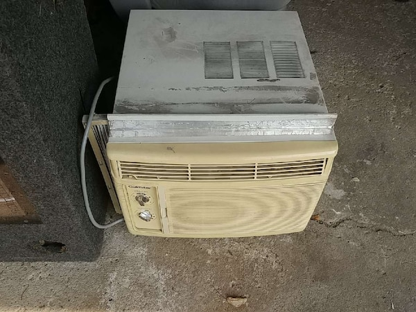 Workimg ac unit
