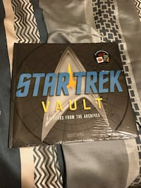 Star Trek Vault book
