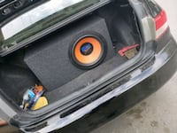 black and gray car subwoofer Wilmington, 19801