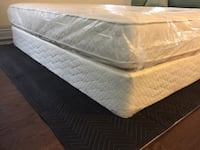 Serta Double Mattress Set Brampton