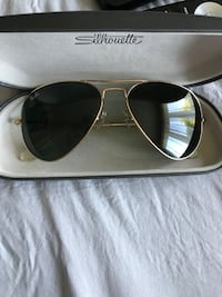 Authentic gold ray ban aviators St Catharines, L2R