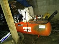 red and gray Porter Cable air compressor Seaside, 93955