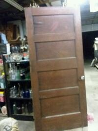 Solid wood 5 panel door  Lehighton, 18235
