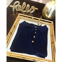 NWT BROOKS BROTHERS NAVY SILK & CASHMERE KNIT TOP Rockville, 20855