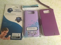 smartphone cases and screen protector