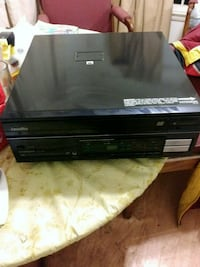 Laser disc player with over 40 movies Alexandria, 22309