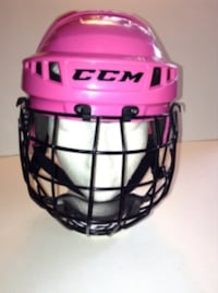 CCM 04 Hockey Helmet With CCM F06 Cage Size S London
