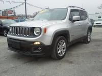 2017 JEEP RENEGADE $1500 DOWN WE FINANCE ALL CREDITS Chicago