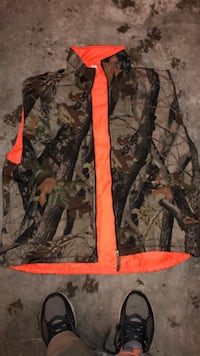 Reversible hunting vest Sycamore, 60178