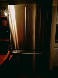 stainless steel french door refrigerator London, N6E 1W4