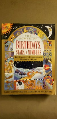 Astrology & Numerology Book Vacaville, 95687