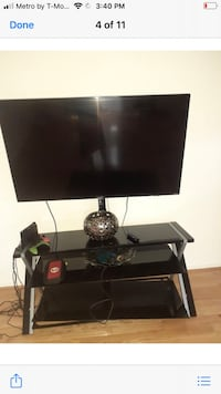 TV and TV stand