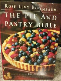 The Pie & Pastry Bible Marshall, 28753