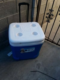 Iqloo ice cube wheeled water cooler