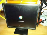 Monitor de pc funcionando Madrid