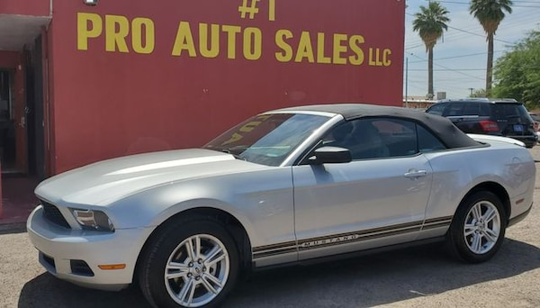 2010 Ford Mustang For Sale >> Used 2010 Ford Mustang For Sale