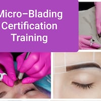 Micro-Blading Certification Course Mississauga