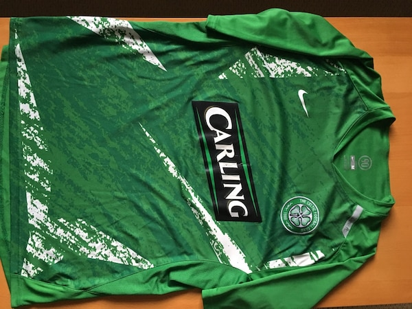reputable site 842c7 5bba0 Celtic FC soccer jersey