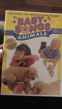 Baby songs dvd Sparks, 89434