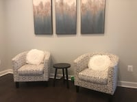 Accent chairs  Lorton, 22079