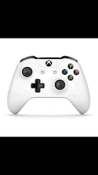 white Xbox One wireless controller Albuquerque, 87121