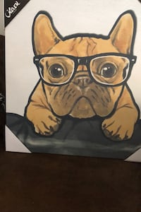 French Bulldog wall print Owings Mills, 21117