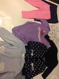 Baby's assorted clothes 3-6 months Innisfil, L9S 0C7