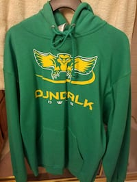 Hoodie sweat shirt Dundalk High School  Essex, 21221
