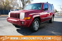 2006 Jeep Commander Bountiful
